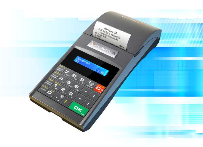 Mała drukarka fiskalna Novitus Deon E