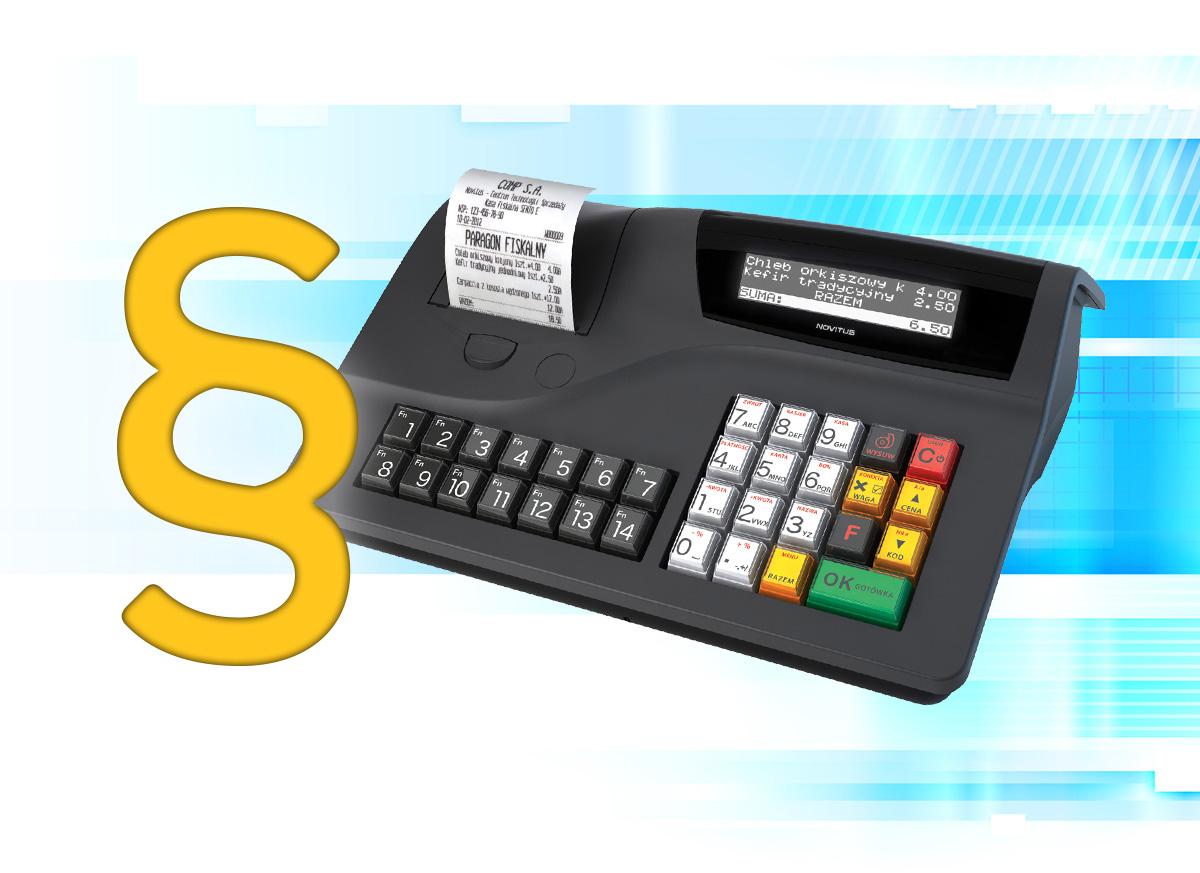 Kasa fiskalna online - nowe przepisy