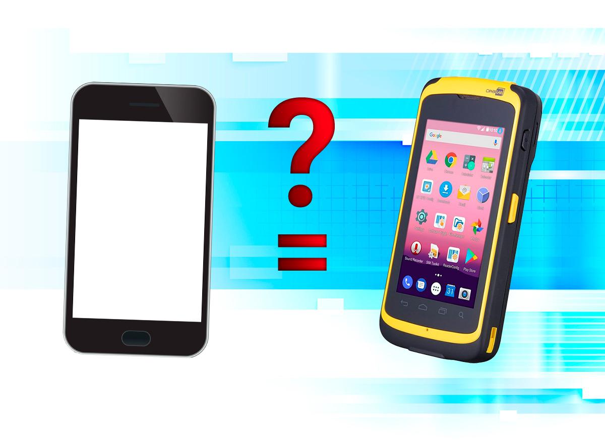 Kolektory danych jak smartfony